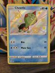 Chewtle SV028/SV122 - Shiny Holo Rare - Shining Fates - Pokémon