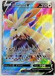 Pokemon TCG SS Battle Styles 157/163 Stoutland V Full Art Rare Card