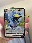 Pokemon Shining Fates 🦆 Cramorant V 🦆 054/072 - Full Art Holo Ultra Rare - NM
