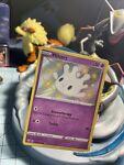 Milcery SV057/SV122 Pokemon Shining Fates Shiny Holo Rare NM
