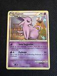 Pokemon Card - Espeon 2/90 Cracked Ice LP - 2010 HGSS Undaunted - Holo Rare