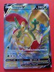 Pokemon - Flapple V 143/163 - SWSH Battle Styles - Full Art - Ultra Rare - NM