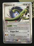 Rayquaza EX Black Star Promo # 039 - Pokemon Holo - Never Played - NM to Mint