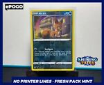 Nickit 047/072 REVERSE HOLO Pokémon Card - Pokemon TCG Shining Fates - MINT PSA