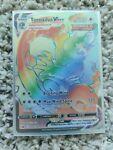 Pokemon TORNADUS VMAX 209/198 Chilling Reign HYPER RARE FULL ART - NEAR MINT