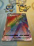 Tapu Koko VMax 166/163 Pokémon TCG Battle Styles Full Art Rainbow Rare Near Mint