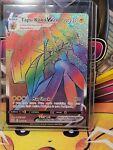 Tapu Koko VMAX Rainbow 166/163 Battle Styles Pokémon TCG Near Mint - Mint