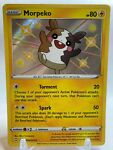 Morpeko - SV044/SV122 - Shining Fates - SHINY - Pokémon TCG Card - NM
