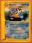 Blastoise 36/165 Pokemon Card Expedition 2002 Near Mint Never Played