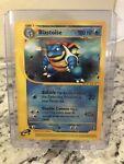 Blastoise 36/165 Expedition Non-holo Rare Pokemon Card