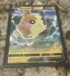 POKEMON TCG CARD Morpeko V 037/072 Shining Fates 2021 Ultra Rare Holo