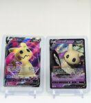 Mimikyu V 148/163 Full Art Ultra Rare Pokemon Battle Styles - NM/M Card w/Extras