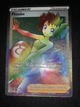 Pokemon Card Phoebe Rainbow/Hyper Rare Full Art 175/163 Battle Styles MINT