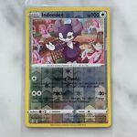 Pokemon TCG - Indeedee 056/072 Reverse Holo Rare - Shining Fates - NM