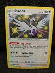 Swanna SV096/SV122 Shiny Holo Rare Pokémon Shining Fates Shiny Vault NM