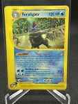Feraligatr 47/165 Expedition Rare Non-Holo Pokémon Card NM Free Shipping