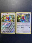 2x Pokemon Holo & Reverse Rare Porygon-Z 157/214 Unbroken Bonds NM/M