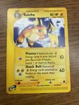 Raichu 61/165 Expedition Pokemon Card