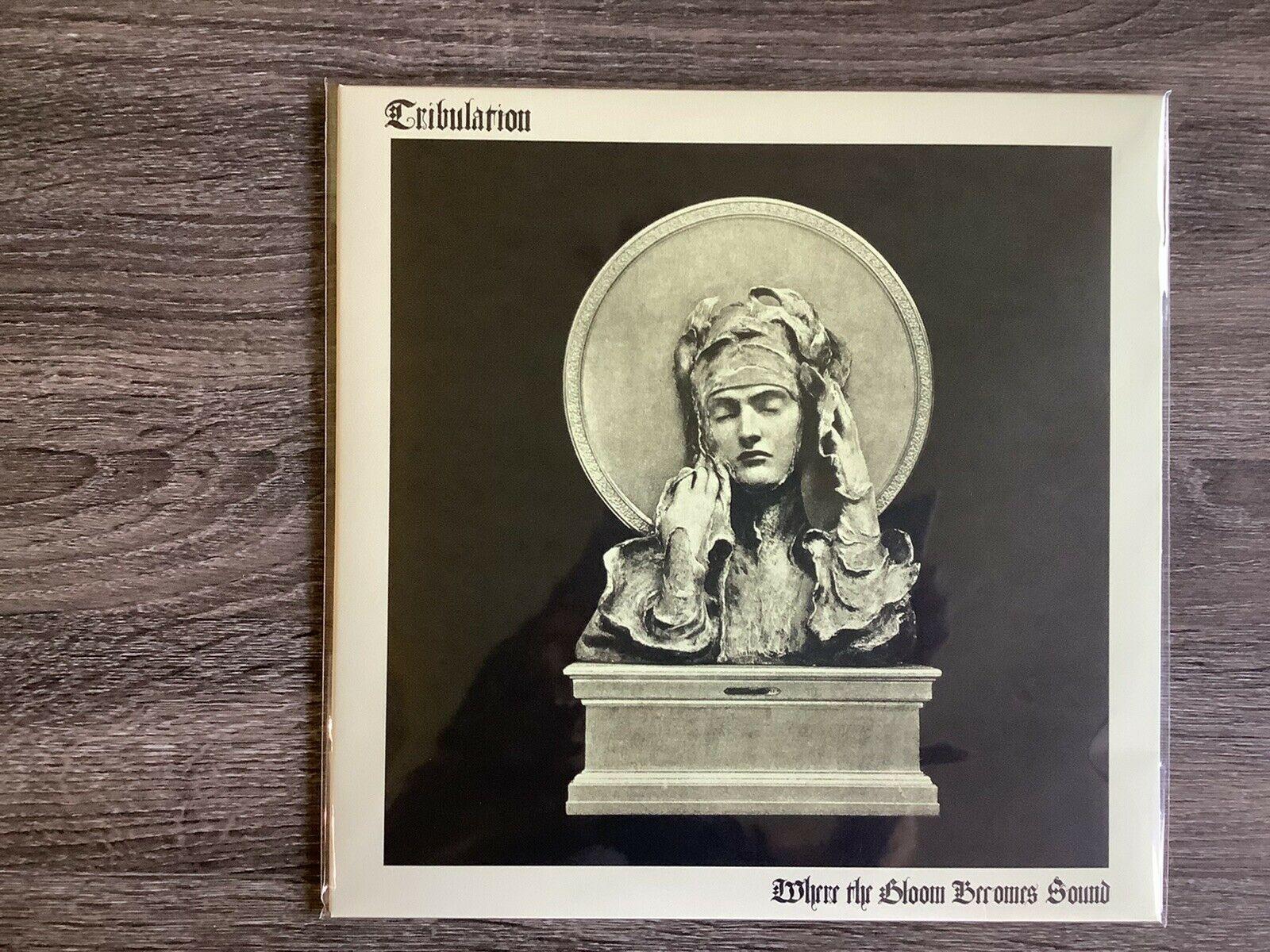 Tribulation Where The Gloom Becomes Sound Vinyl LP