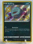 Koffing - SV076/SV122 - Shining Fates - Shiny Vault - Pokémon TCG Card - NM