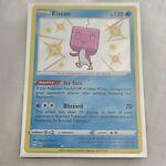 Pokemon Shining Fates Eiscue SV035/SV122 Shiny Holo Rare- Mint