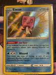 Eiscue SV035/SV122-Pokemon Shining Fates-Shiny Vault-Shiny Holo RARE