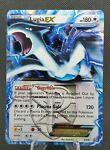 Lugia EX BW83 Holo Rare Black Star Promo Pokemon Card