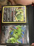 Tyranitar V 097/163 - Battle Styles - Ultra Rare Pokemon Card - Near Mint +
