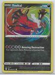 Pokemon Shining Fates Yveltal Holo Amazing Rare Card 046/072 NM/M