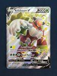 Pokemon Shining Fates SV105/SV122 Rillaboom V Shiny Holo Rare Near Mint