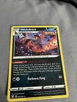 Pokémon TCG Houndoom Sword & Shield - Battle Styles 096/163 Holo Holo Rare