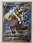 rapid strike urshifu v rare full art battle styles 152/163 pokemon