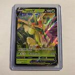 Pokemon Flapple V Ultra Rare Battle Styles 018/163 - M/NM