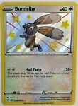 Shiny Bunnelby Shining Fates SV097/SV122 Shiny Holo Rare Pokemon Card NM