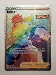 pokemon Bruno rainbow secret rare full art trainer 172/163 battle styles