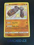 Stonjourner SV075/SV122 Shining Fates Shiny Holo Rare Pokemon Card NM