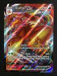 Pokemon 021/198 Blaziken VMAX Ultra Rare Chilling Reign