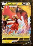 Tapu Koko V 050/163 Pokémon Card Battle Styles NM Ultra Rare