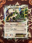 Tornadus EX Pokémon B&W Legendary Treasures Prerelease Promo BW96