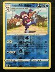 2021 Pokemon Battle Styles 035/163 Reverse Holo Rare Galarian Mr. Rime
