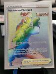 Pokémon TCG Single Strike Style Mustard Sword & Shield - Battle Styles 177/163 …