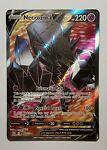 pokemon Necrozma V rare full art battle styles nm 149/163