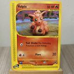 Vulpix 136/165 Expedition Base Set Pokemon Card Near Mint 2002