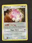 FREE Shipping BLISSEY LV. 44 5/123 Holo Rare Mysterious Treasures Pokemon Card
