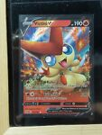 Victini V 021/163 Battle Styles NM Full Art Ultra Rare Pokemon Card