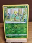 Pokemon Card - Bellsprout 001/163 - Reverse Holo - Battle Styles