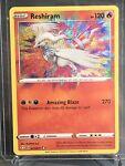 Reshiram 017/072 Amazing Rare Shining Fates Pokemon Card Near Mint NM