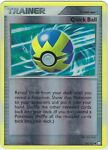 QUICK BALL 114/123 Holo Uncommon⎜D&P Mysterious Treasures⎜ 2007 Pokémon MP/VG