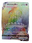 Pokemon TCG Shining Fates Alcremie Vmax Hyper Rainbow Rare 073/072 Near Mint