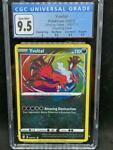 Pokemon Yveltal Amazing Rare 046/072 Shining Fates CGC 9.5 Gem Mint Sub Grades